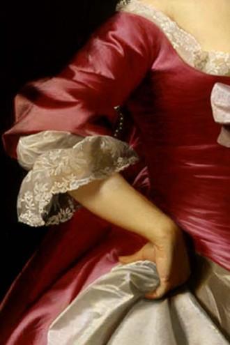 Mrs Watson - Lace Crop