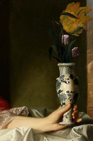Mrs Watson - Vase Crop