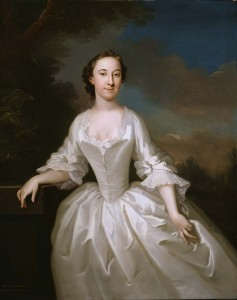 Portrait of Lucy Parry_John Wollaston