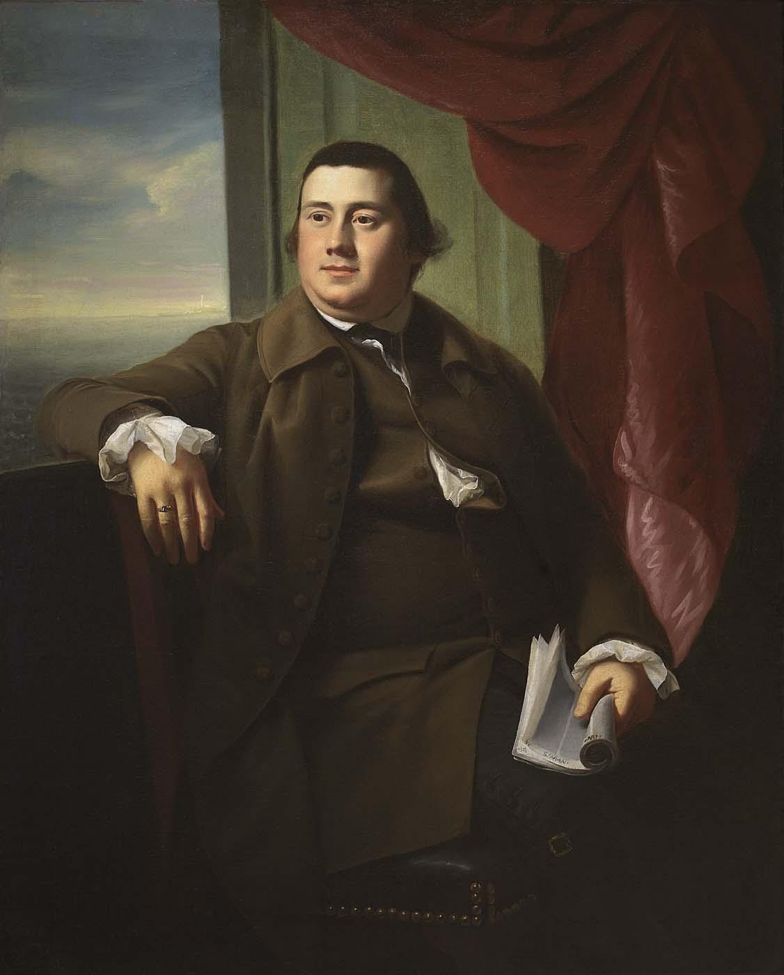 Robert Hooper_Copley_1770-1772