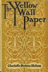 The Yellow Wallpaper 1899 cover