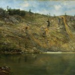 Iron Mine Port Henry