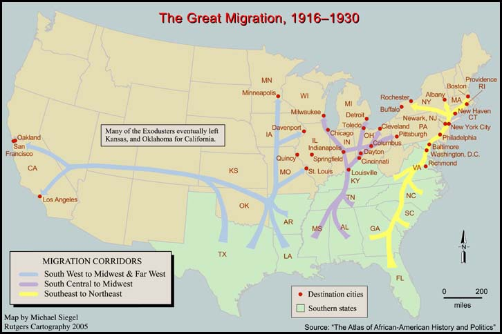 Source: Rutgers Cartography and Schomburg Center for Research in Black Culture