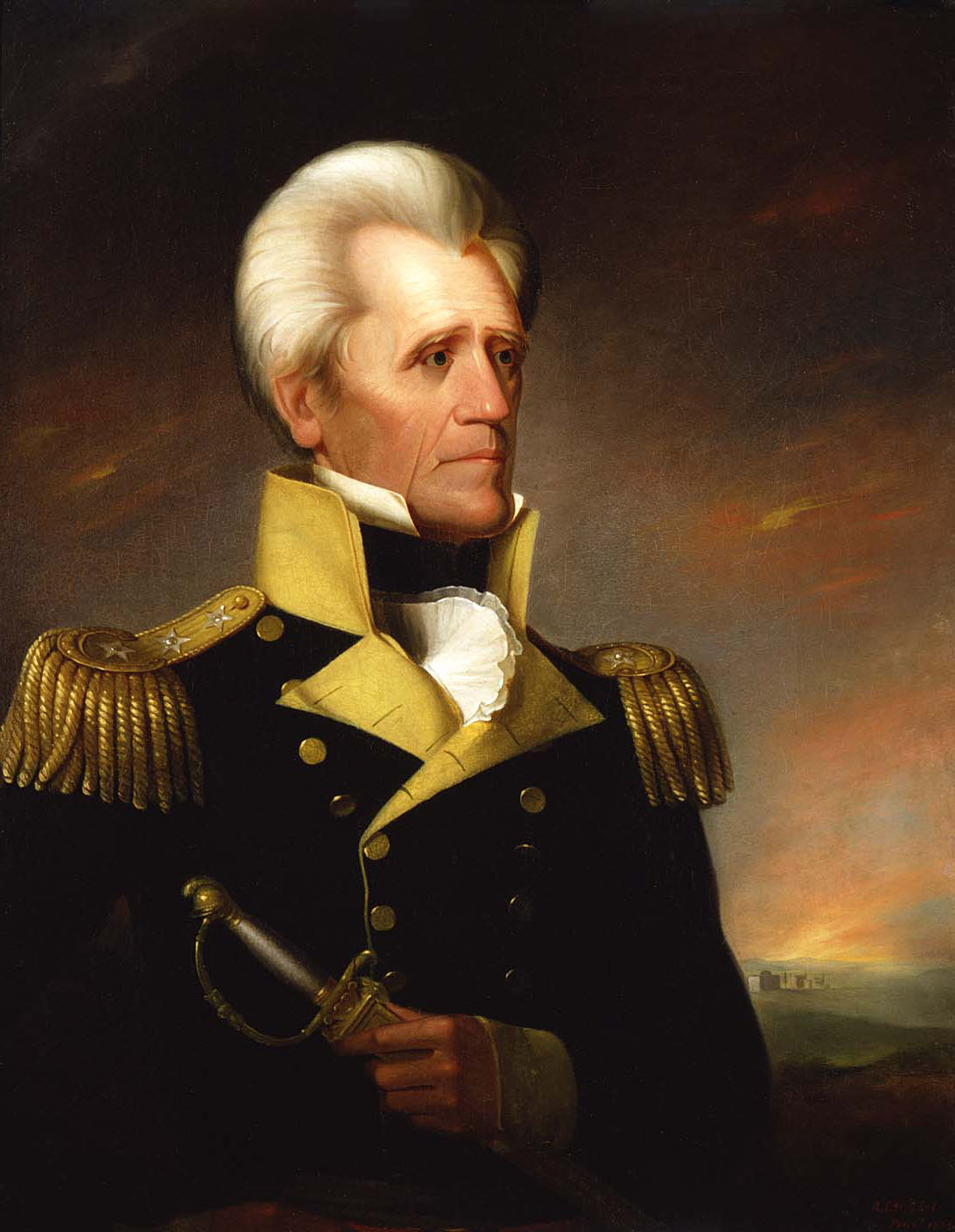 a history of andrew jacksons presidency in the united states