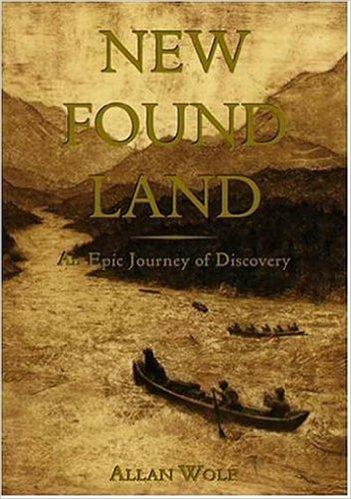 New Found Land Allan Wolf