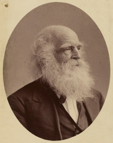 William Cullen Bryant NPG SI