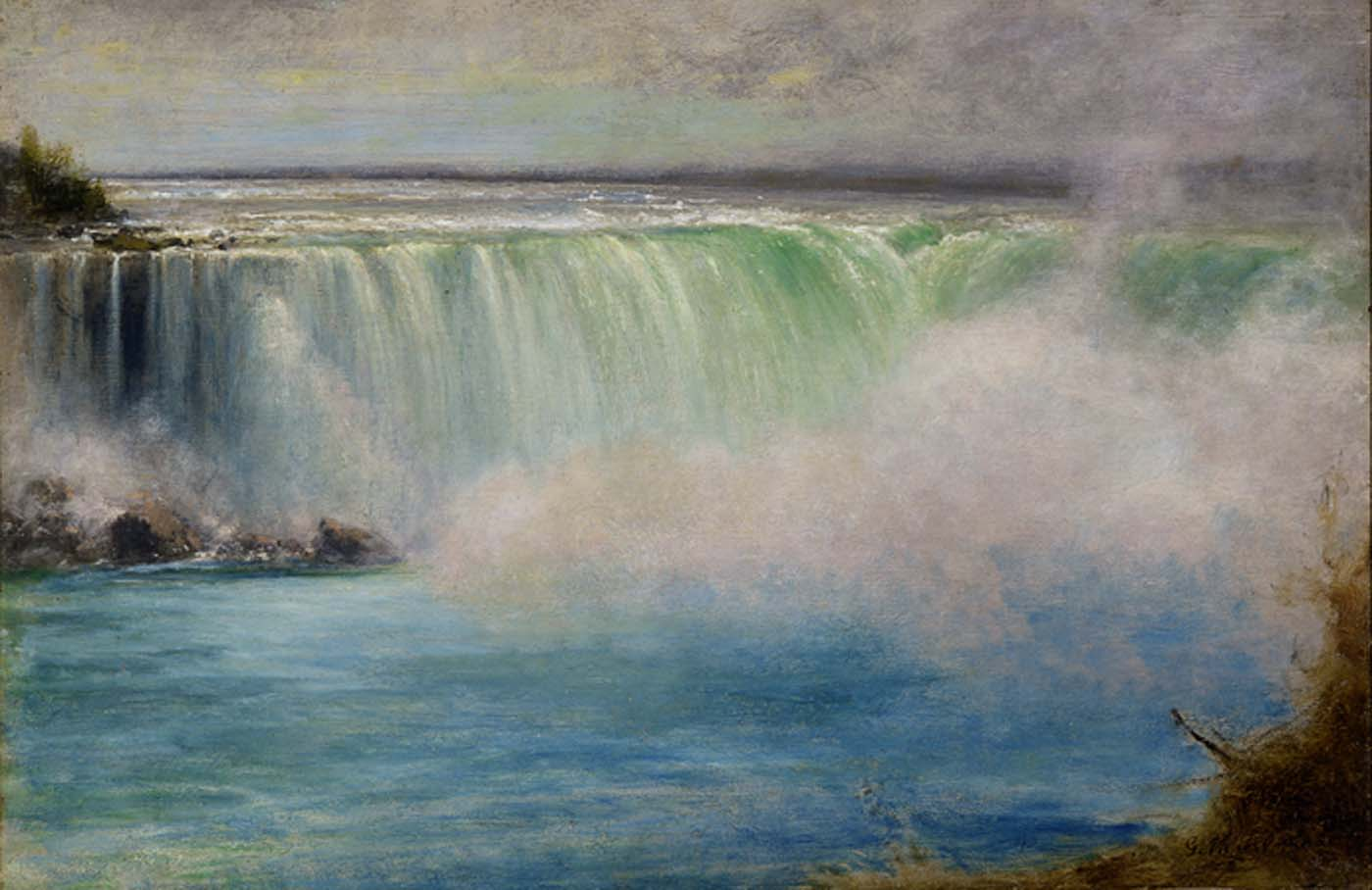1929.6.67_1a Niagara Falls Inness
