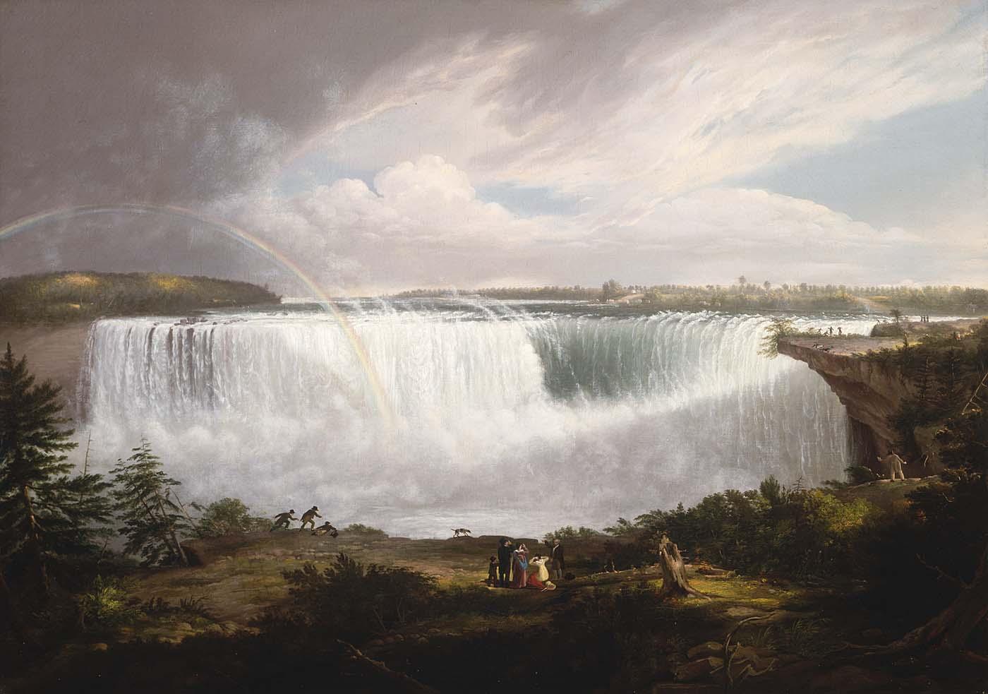 1966.82.1_1a The Great Horseshoe Fall, Niagara