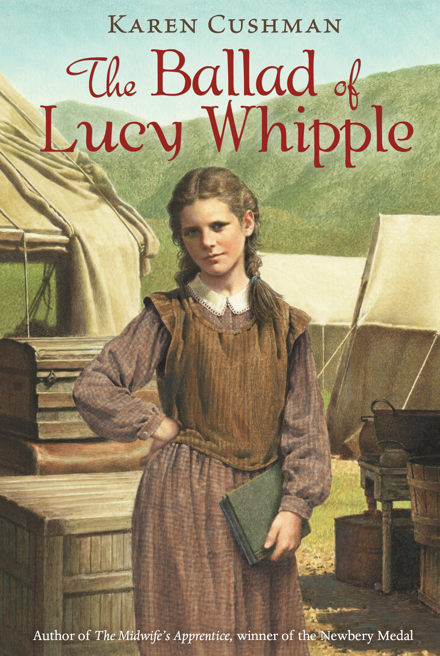 Ballad of Lucy Whipple Cover