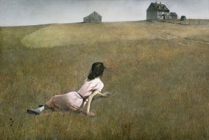 Christina's World Andrew Wyeth