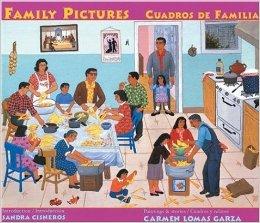 Family pictures Carmen Lomas Garza