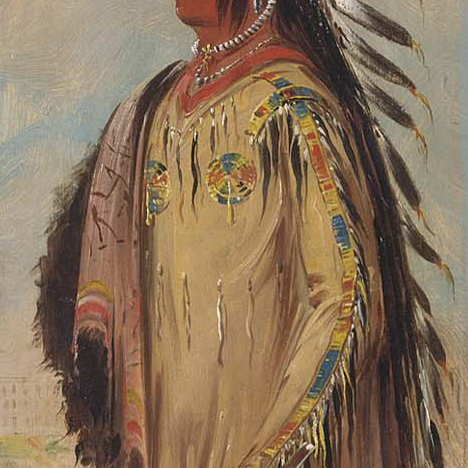 Pigeon's Egg Head_native dress