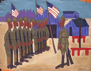 Soldiers Training_William H Johnson