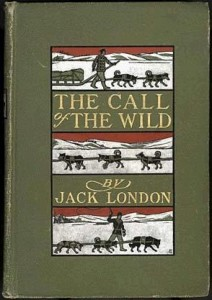 The Call of the Wild 1st edition cover Wikimedia commons