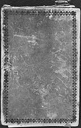 Thomas Morans Diary cover