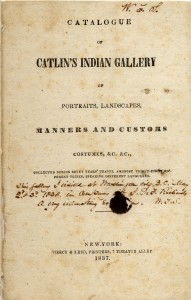 Catlin Manners and Customs cover